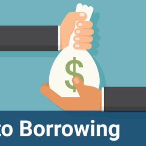 Guide to Borrowing (2016 Update)