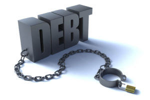 7 steps to get out of debt