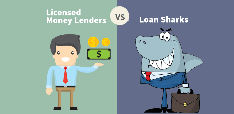 Benefits of Getting Loan from Licensed Moneylenders