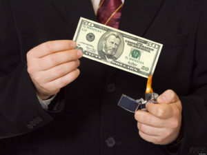 Common money mistakes that people make