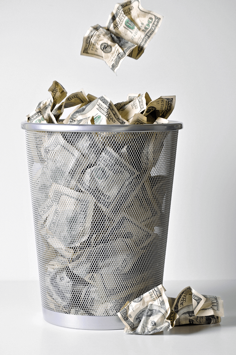 Bad money habits that you need to get rid of now