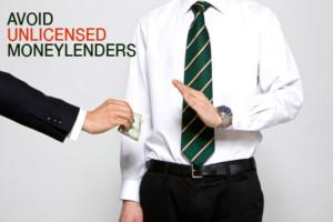 Avoid Illegal Moneylenders