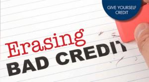 Repair credit score