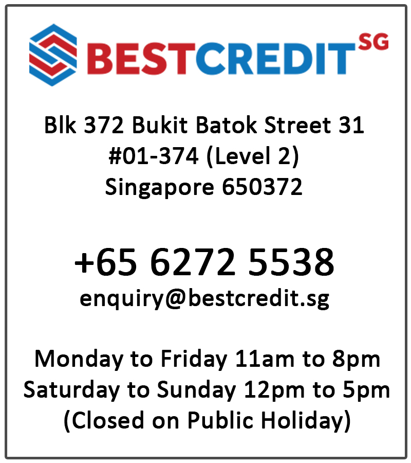 Best Credit SG Pte Ltd