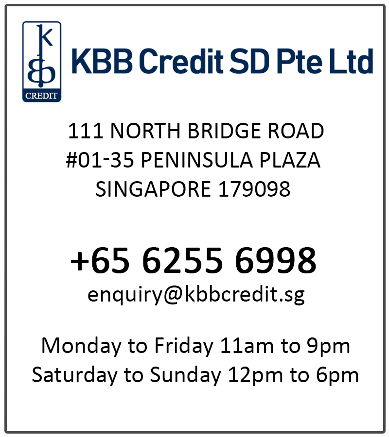 KBB Credit SD Pte Ltd