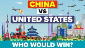 China vs the US