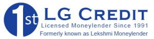 1st LG Credit Pte Ltd - License Money Lender in Lucky Plaza, Orchard