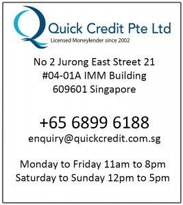 Quick Credit Licensed Money Lender