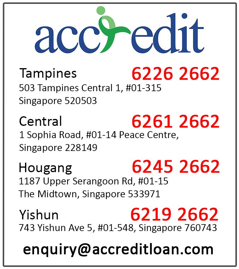 Accredit Pte Ltd